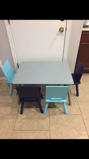 Kids play table for Sale in Goodyear, AZ