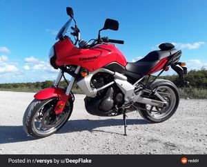 2008 Kawasaki Versys 650 for Sale in Oakland Park, FL