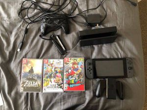 Nintendo Switch for Sale in San Marcos, TX