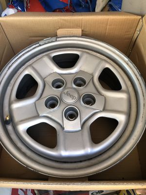Stock Jeep Compass wheels for Sale in Phoenix, AZ