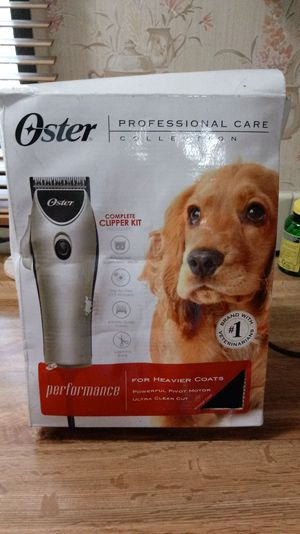Dog grooming clippers for Sale in Payson, AZ