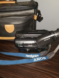 Sony 12x Steady shot Video Handycam for Sale in Chicago,  IL