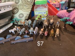 Play animals for Sale in Moseley, VA