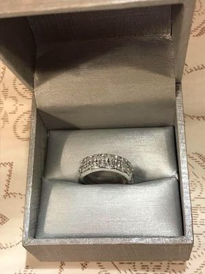 👰💍😍Stamped 925 Sterling Silver Engagement Ring for Sale in Brookline, MA