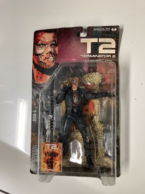 Terminator 2 Collectible Action Figure - McFarlane Toys for Sale in Fountain Valley, CA