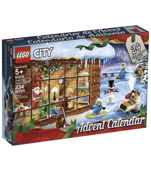 LEGO City Advent calendar NEW IN BOX 2019 collectors edition for Sale in Madera, CA