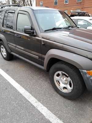 Jeep liberty for Sale in Chevy Chase, MD