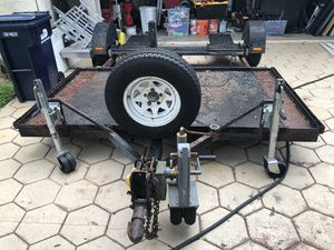 Tandem car dolly for Sale in Miami, FL