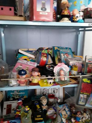 Lots off old vintage toys collection for Sale in Walnut Creek, CA