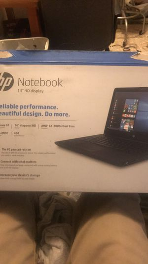 hp notebook for Sale in Verona, PA