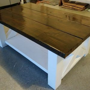 Hand Made Coffee Table for Sale in Canton, GA