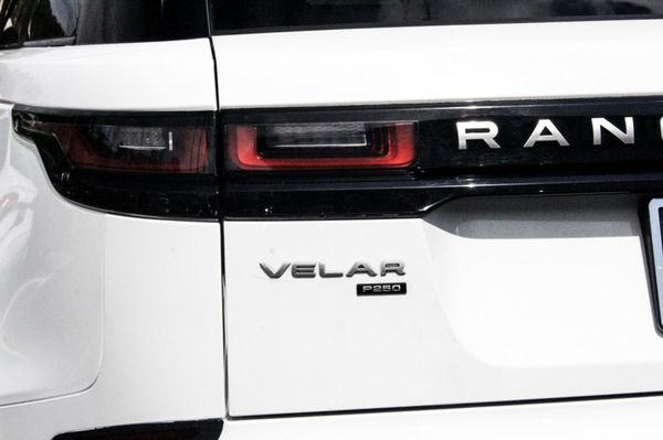 2019 Land Rover Range Rover Velar