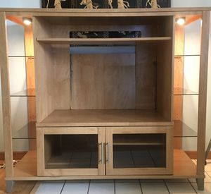 Tv stand cabinet for Sale in Poinciana, FL