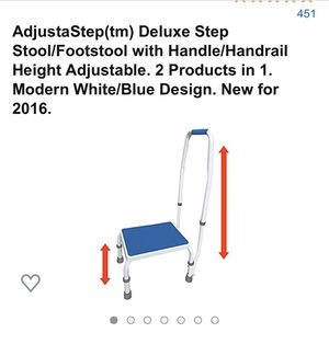 Adjustable step platinum health PHS7100 brand new for Sale in Ontario, CA