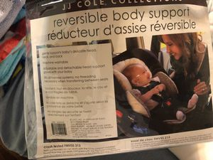 Baby car seat body support for Sale in Gridley, CA