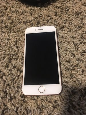 32gb iPhone 7 for T-Mobile or Metro PCS for Sale in Austin, TX