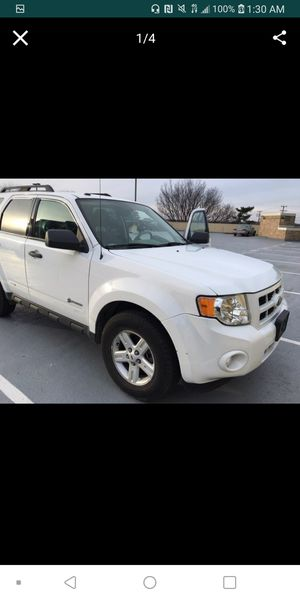 2010 ford escape hybrid for Sale in Alexandria, VA