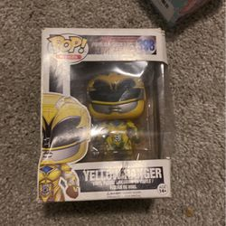POP Yellow Ranger for Sale in Morrow,  GA
