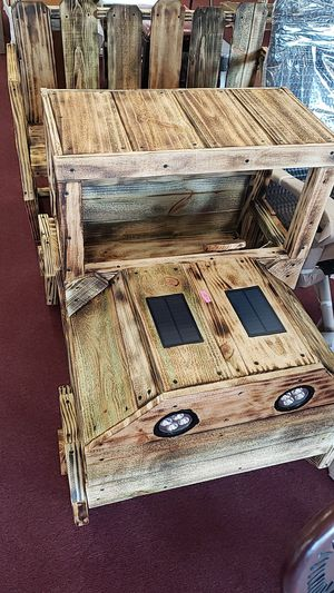 Hand built wooden truck for Sale in Newark, OH