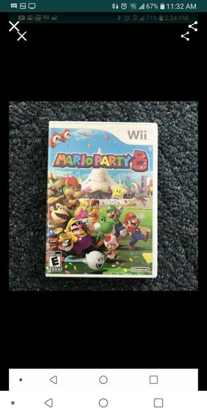 Mario Party 8 for Sale in Tampa, FL