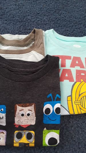 3T shirts for boy for Sale in Whittier, CA