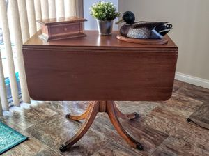 Antique Drop Leaf Table 1930s OBO for Sale in Las Vegas, NV