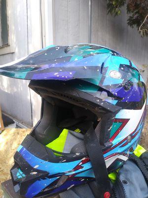 Xl Fly dirt bike helmet for Sale in Sandy, UT