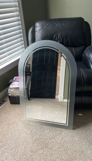 Used Wall Arched Mirror for Sale in Mickleton, NJ
