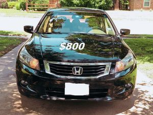 $8OO URGENT I sell my family car 2OO9 Honda Accord Sedan Runs and drives great! Clean title!!! for Sale in Billings, MT