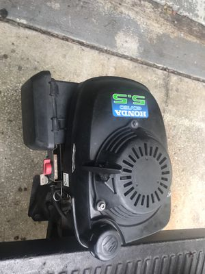 Honda Motor run Great ( I will start it up you you can here it run ) for Sale in Land O Lakes, FL
