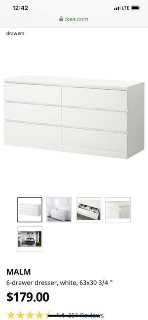 Dresser for Sale in Clifton, NJ