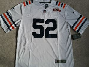 (XL) Chicago Bears Mack 100 Jersey Size XL for Sale in Chicago, IL
