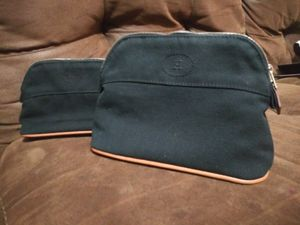 Hermes makeup bags for Sale in Alvin, TX