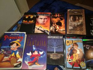 VHS Collection for Sale in Phoenix, AZ