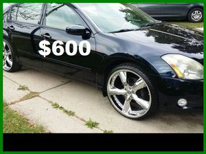 2004 Nissan Maxima only$600 for Sale in Frederick, MD