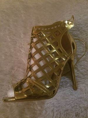 Shoes high heel bootie for Sale in White Plains, NY