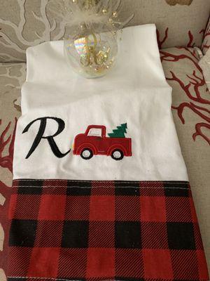 R ornament & hand towel for Sale in Mechanicsville, VA