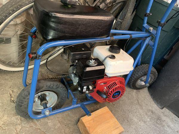 7.0 hp MINI BIKE