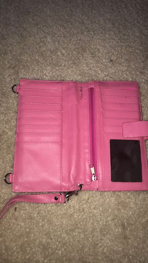 Wallet with Built in Iphone Charger for Sale in Odenton, MD