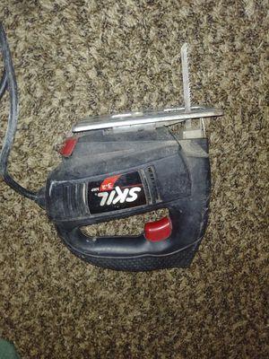 Skil jig saw for Sale in Wichita, KS