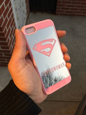 iPhone 7 Plus Shockproof Superwoman Mirror Case for Sale in New York, NY