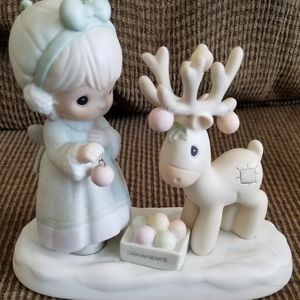 Precious Moments - Merry Christmas Deer for Sale in Placentia, CA