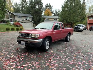 1998 Nissan Frontier Manual - Great Truck for Sale in Mill Creek, WA