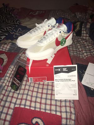 Nike tailwind stranger things size 8.5 DS for Sale in San Jose, CA