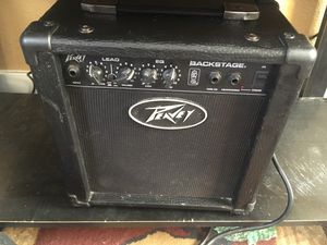 Peavey amp for electric guitar for Sale in Toledo, OH