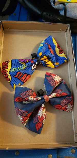 Super Hero Dog Bows for Sale in San Marcos, CA