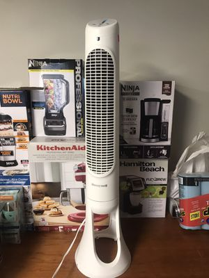 USED Honeywell tower fan for Sale in Upland, CA