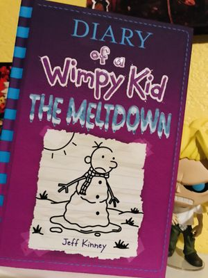 Diary of the wimpy kid the meltdown for Sale in Lompoc, CA
