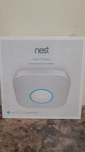 Nest Protect smoke and carbon monoxide alarm for Sale in Boston, MA