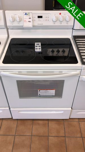 FREE DELIVERY!! Frigidaire CONTACT TODAY! Electric Stove Oven 5 Burner #1498 for Sale in Fort Washington, MD